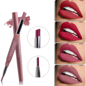 Long-Lasting Waterproof Lipstick