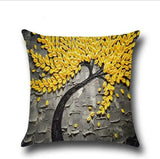 Retro Linen Cotton Fashion Throw Pillow Case Cushion Cover Home Sofa Decor