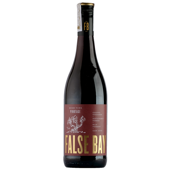 False Bay Bush Vine Pinotage