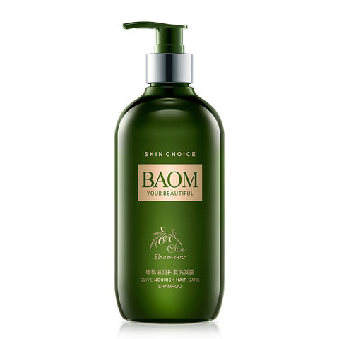 Olive Moisturizing Hair Care Shampoo