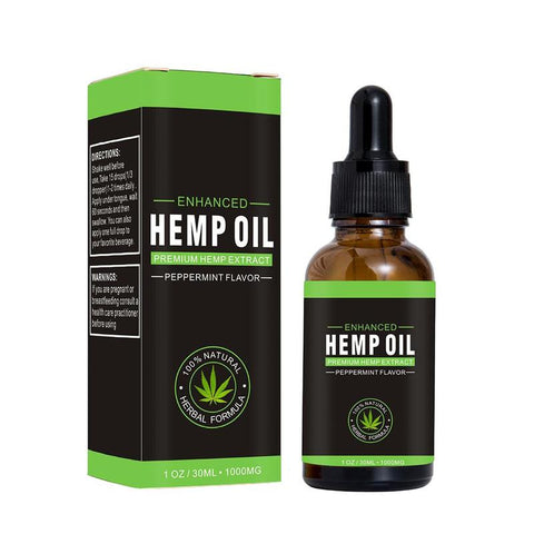 30ml Hemp Essential Oil