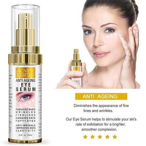 Moisturizing Eye Serum