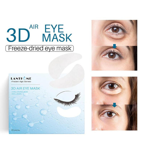60pcs 3D AIR Eye Mask