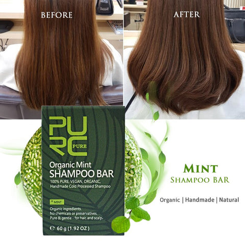 Refresh Mint Hair Shampoo