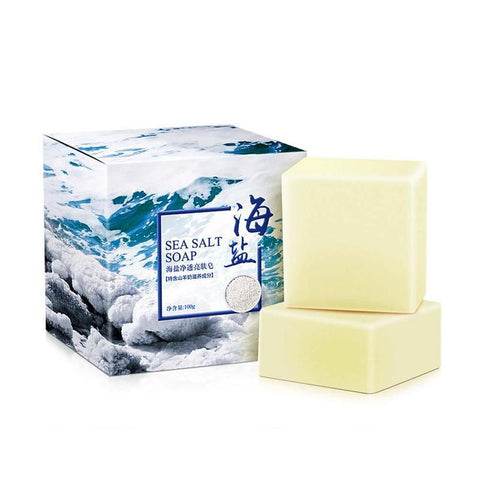 100g Sea Salt Soap