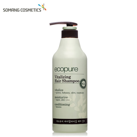 Somang 700ml Korean Ecopure Shampoo