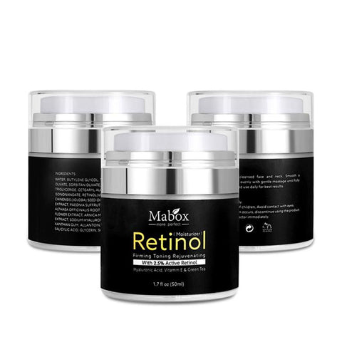 2.5% Retinol Whitening Care Set