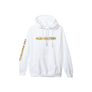 Music Mastery 3D Logo Hoodie