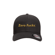 Load image into Gallery viewer, Zero Fucks Trucker Snap Back