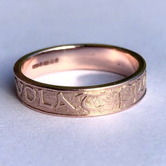 Latin Divorce Ring
