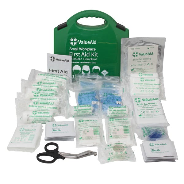ValueAid Small Workplace First Aid Kit