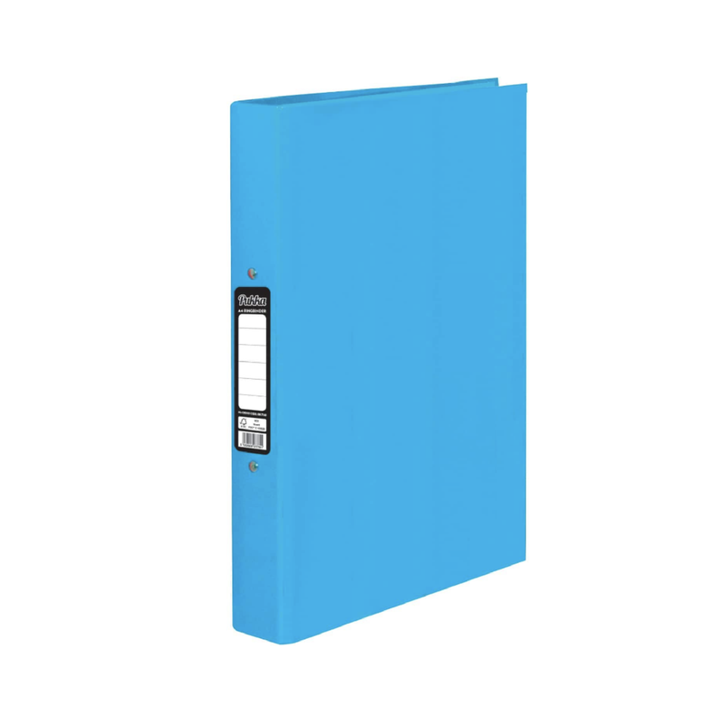 Pukka Brights A4 Ring Binder - Blue