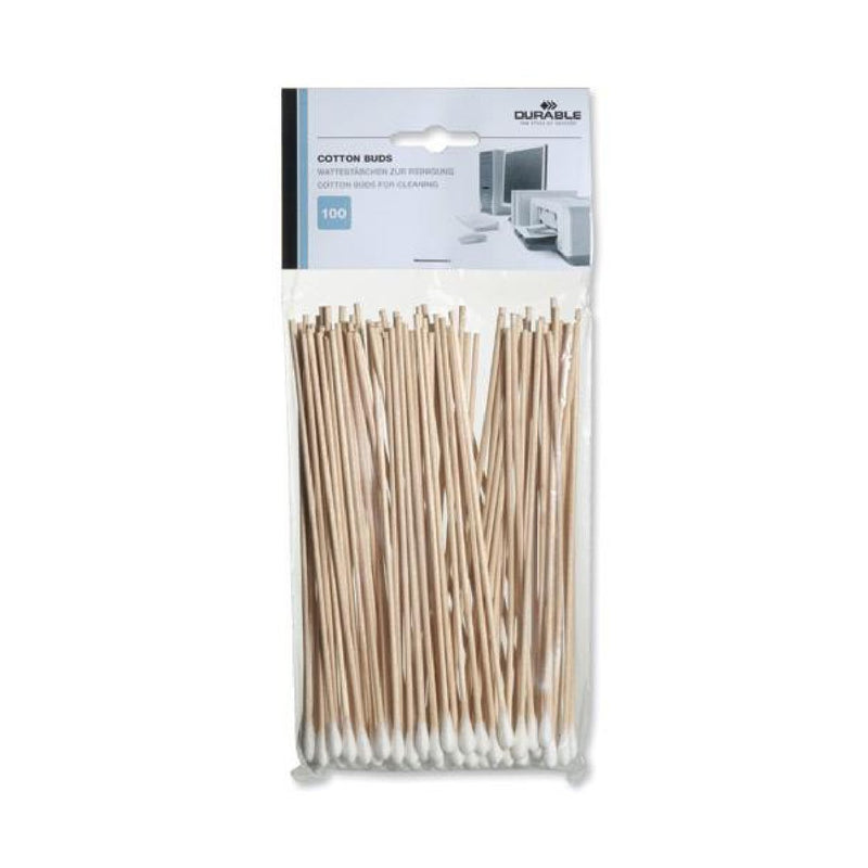 Durable Extra Long Hard Wearing Cotton Buds
