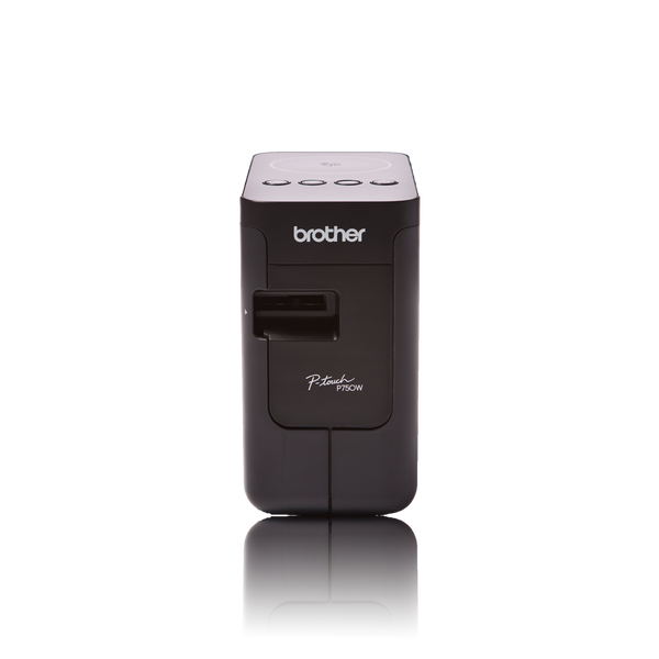 Brother P-Touch - P750W Desktop Label Printer with WiFi