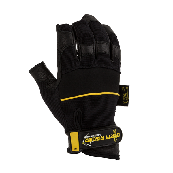 Dirty Rigger - Leather Grip™ Heavy Duty Framer Rigger Glove