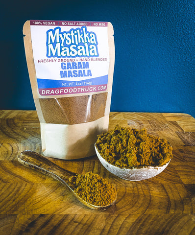 GARAM MASALA (GROUND) - 4oz - Resealable Bag