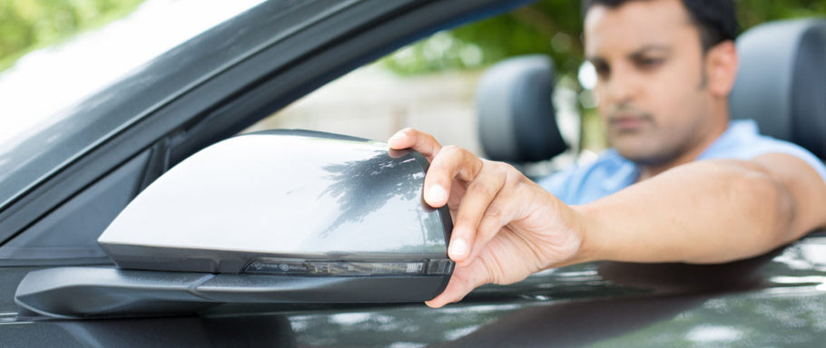 How To Check For Blind Spots While Driving