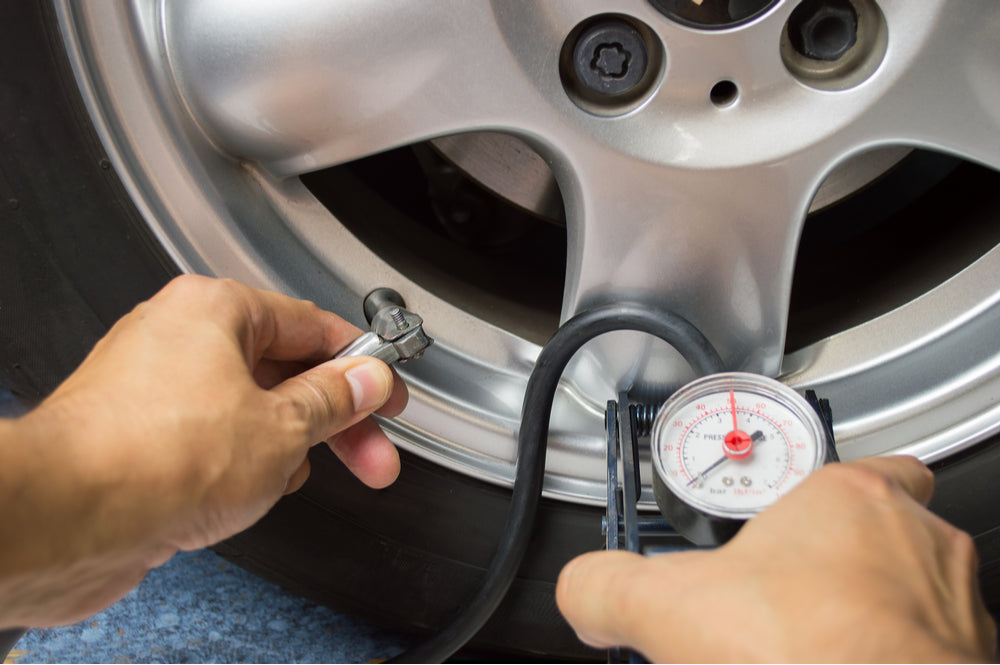 How Can I Check Tire Pressure by Myself?