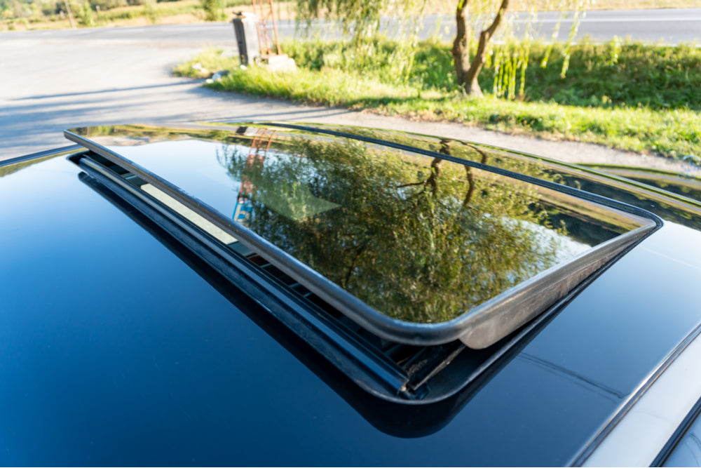 Finding and Fixing a Sunroof Leak