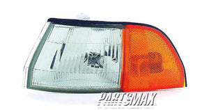 001380 | LT Front marker lamp assy; all for a 1990-1993: ACURA, INTEGRA