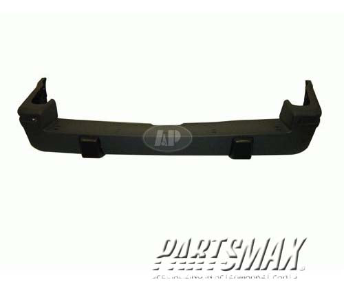 002430 | Rear bumper cover; Grand Cherokee Limited/Grand Wagoneer; may require modification; prime for a 1993-1995: JEEP, GRAND CHEROKEE