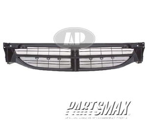 000860 | Grille assy; textured for a 1996-1998: DODGE, CARAVAN
