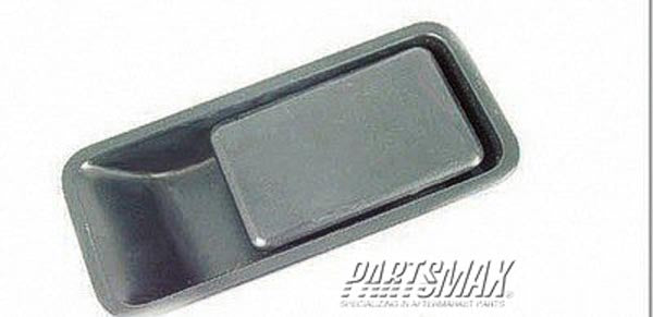 001680 | LT Front door handle outer; Half Door Type for a 1987-1995: JEEP, WRANGLER