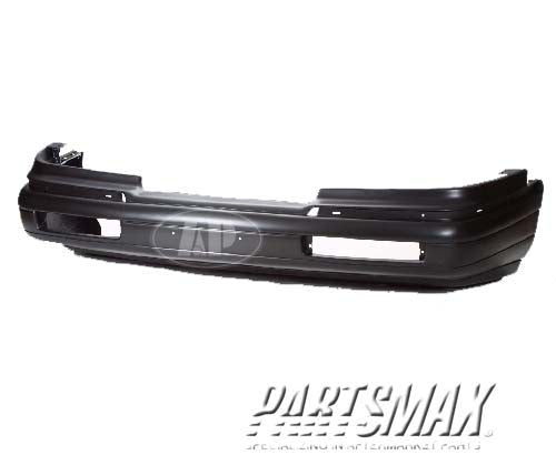 000250 | Front bumper cover; prime for a 1992-1994: MERCURY, GRAND MARQUIS