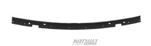 000810 | Front bumper spoiler; lower air deflector; w/painted bumper for a 1992-1996: FORD, E-150 ECONOLINE