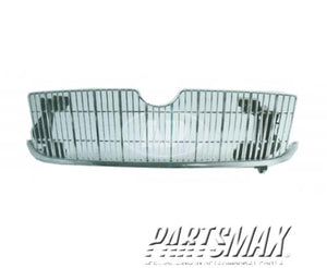 000860 | Grille assy; all for a 1995-1997: MERCURY, GRAND MARQUIS