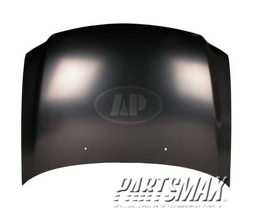 000010 | Hood panel assy; steel for a 1997-2002: FORD, EXPEDITION