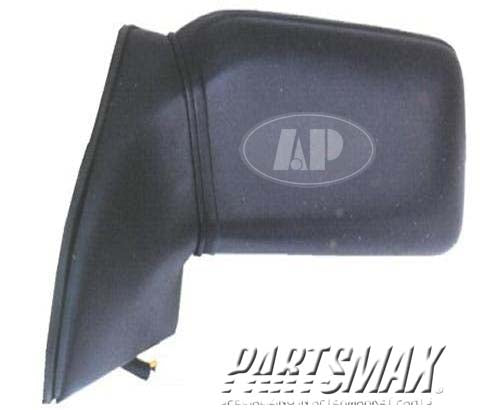 001700 | LT Mirror outside rear view; power remote for a 1991-1996: FORD, ESCORT