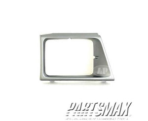 001230 | RT Headlamp door; w/sealed beam lamps for a 1992-1996: FORD, E-150 ECONOLINE