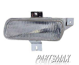 001340 | LT Cornering lamp assy; except SHO for a 1992-1995: FORD, TAURUS