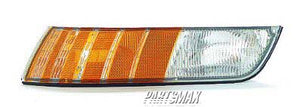 001380 | LT Front marker lamp assy; w/cornering lamp for a 1992-1994: MERCURY, GRAND MARQUIS