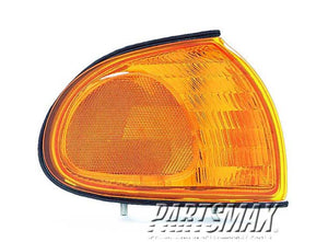 001390 | RT Front marker lamp assy; marker/signal combo; amber for a 1997-1997: FORD, WINDSTAR