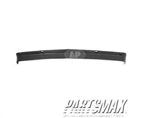000780 | Front bumper air dam; C/K; models w/o tow hooks; except Sport or Work Truck for a 1988-1999: GMC, C1500