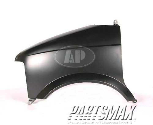 000050 | LT Front fender assy; all for a 1995-2005: GMC, SAFARI