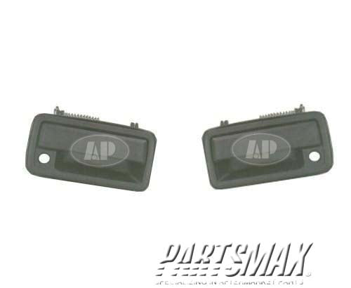 001680 | LT Front door handle outer; all for a 1994-2004: GMC, SONOMA