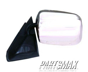 001700 | LT Mirror outside rear view; C/K; below eyeline; stainless for a 1988-1999: GMC, C1500