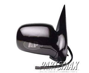 001710 | RT Mirror outside rear view; 4dr sedan; power remote for a 1995-2004: PONTIAC, SUNFIRE