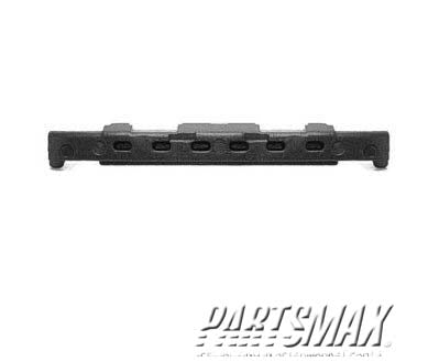 000720 | Front bumper energy absorber; all for a 1992-1995: HONDA, CIVIC
