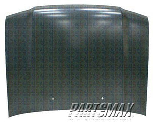 000010 | Hood panel assy; all for a 1997-2003: INFINITI, QX4
