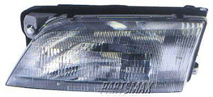 001150 | LT Headlamp assy composite; all for a 1996-1997: INFINITI, I30