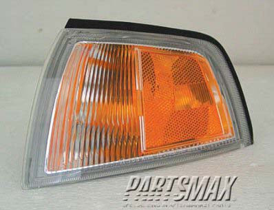001275 | LT Parklamp assy; 2dr coupe; park/signal combo for a 1997-2002: MITSUBISHI, MIRAGE