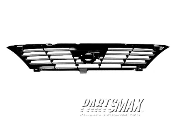 000860 | Grille assy; black for a 1995-1997: NISSAN, 200SX