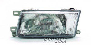 001150 | LT Headlamp assy composite; all for a 1993-1994: NISSAN, SENTRA
