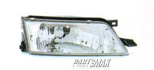 001160 | RT Headlamp assy composite; all for a 1997-1999: NISSAN, MAXIMA