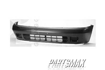 000250 | Front bumper cover; except Outback; prime for a 1996-1996: SUBARU, LEGACY
