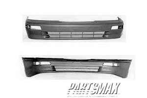 000250 | Front bumper cover; USA; prime for a 1995-1997: TOYOTA, AVALON